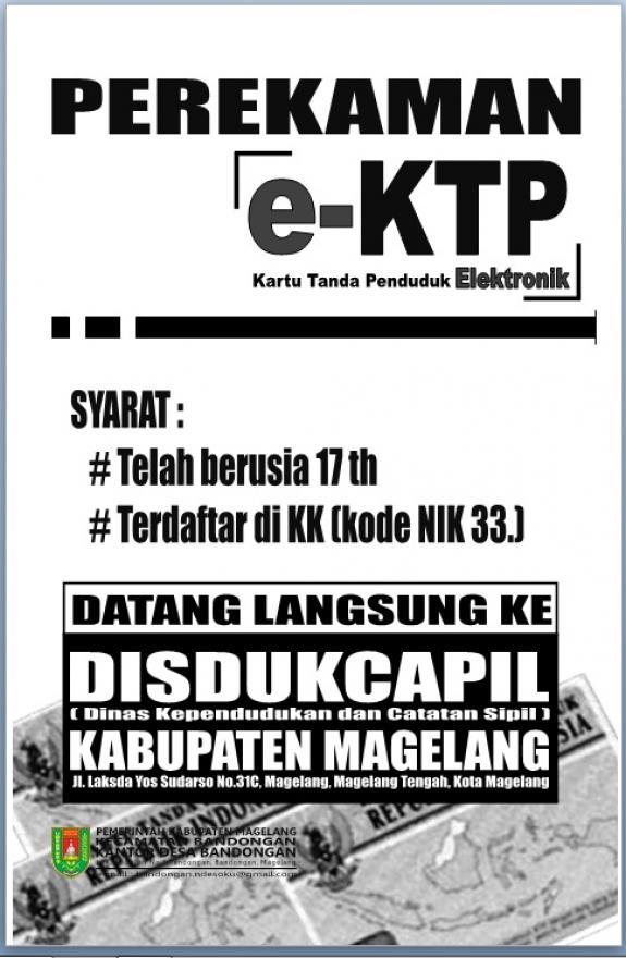 Image : Perekaman e-KTP