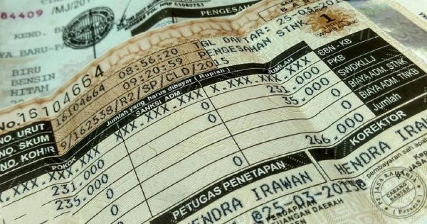 Image : Mulai Tahun Ini Biaya Pengesahan STNK Gratis