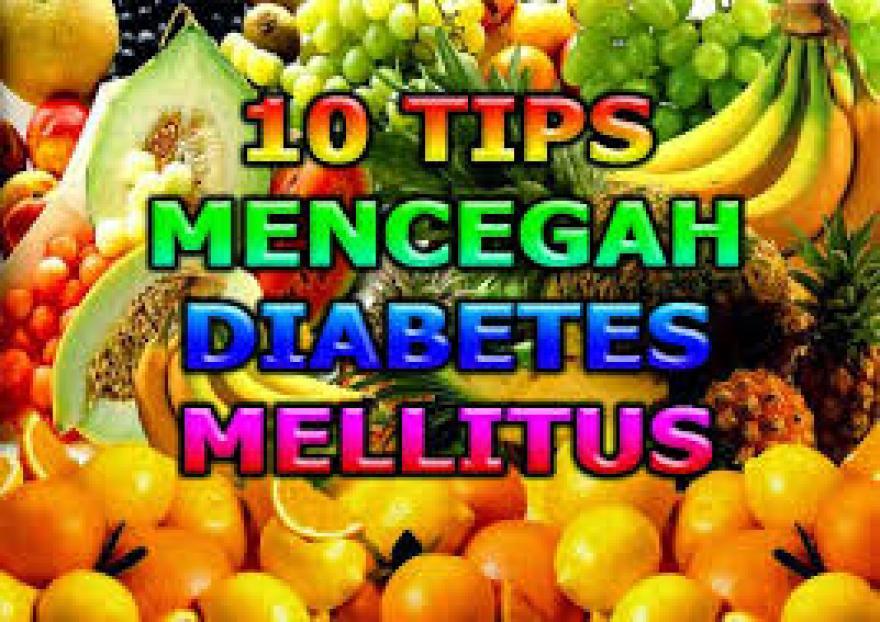 Image : 10 Cara ampuh mencegah diabetes