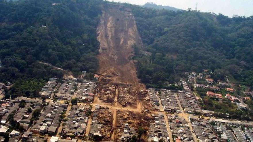 Image : Cara Mencegah Tanah Longsor